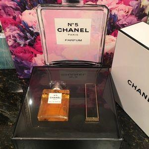 Box set Chanel No 5